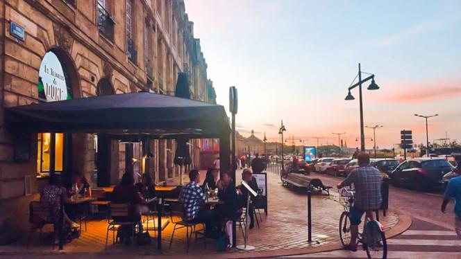 Terrasse - La terrasse du Duke, Bordeaux