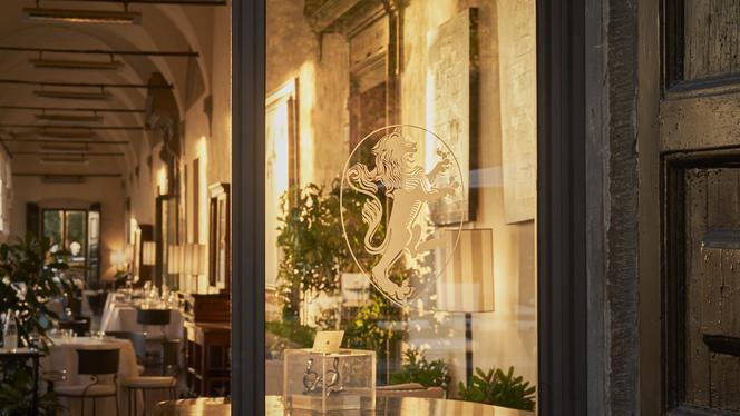 sala - La Loggia Restaurant, Fiesole