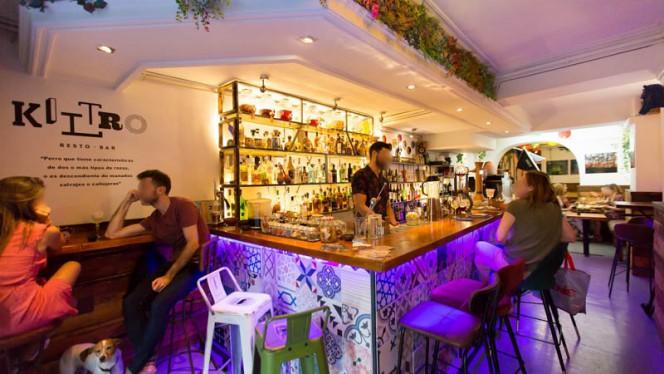 Vista de la sala - Kiltro Restobar, Barcelona