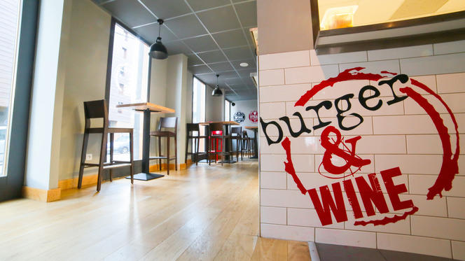 Welcome to Burger and Wine - Burger & Wine, Lyon