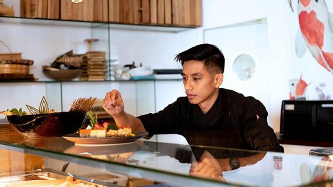 Chef - Coral - A Sushi Concept, Cascais
