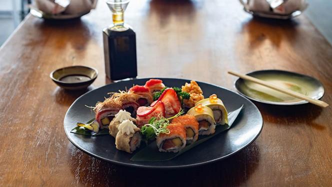 Sugestão do chef - Coral - A Sushi Concept, Cascais