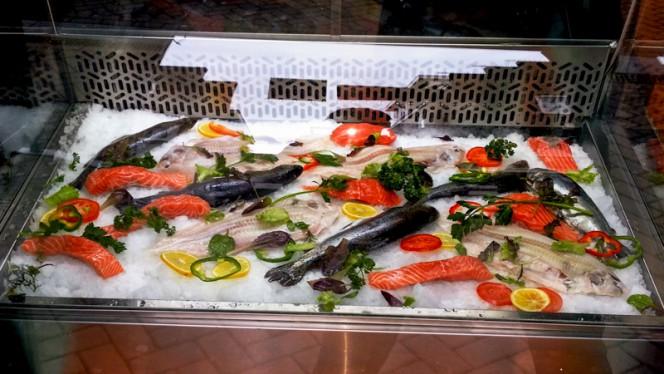 Suggestie van de chef - Grieks Restaurant Olympia, Roosendaal
