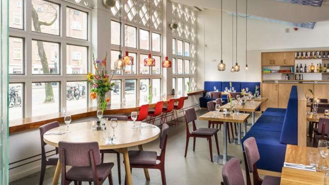 Restaurant - Podium Mozaïek, Amsterdam