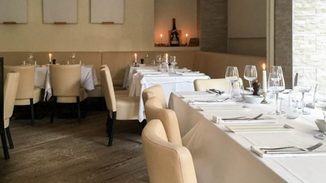 Restaurangens rum - Villaggio, Stockholm