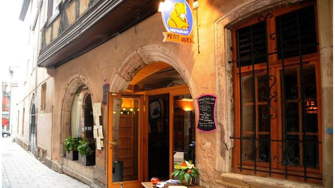 facade - Petit Ours, Strasbourg