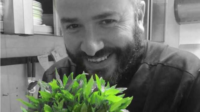 Chef Francesco Zucca - The Court, Den Haag