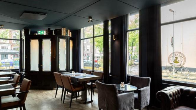 Het restaurant - The Court, Den Haag