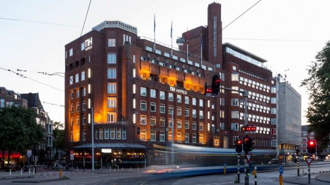 Ingang - Bar & Kitchen Copper, Amsterdam