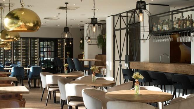 Vista sala - Bar & Kitchen Copper, Amsterdam