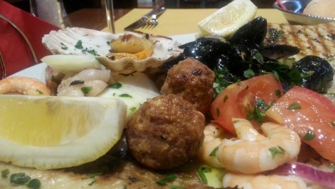 Suggerimento dello chef - Fish e Wine, Monza