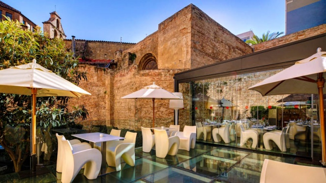 Vista exterior - Nineteen - Hotel Olivia Plaza, Barcelona