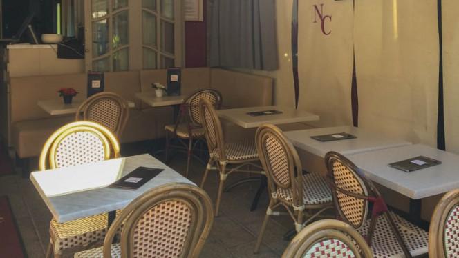 Vue de la salle - Nino Café, Aix-en-Provence