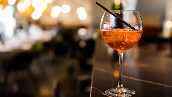 Cocktail - Le Philanthrope, Genève