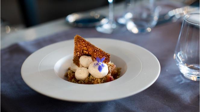 Suggestion de dessert - Le Philanthrope, Genève