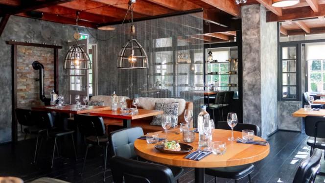 Het restaurant - 't Herdertje, Voorthuizen