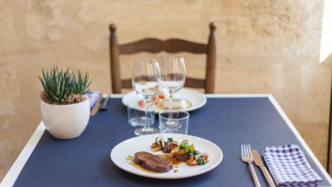 Suggestion de plat - Very Table, Bordeaux
