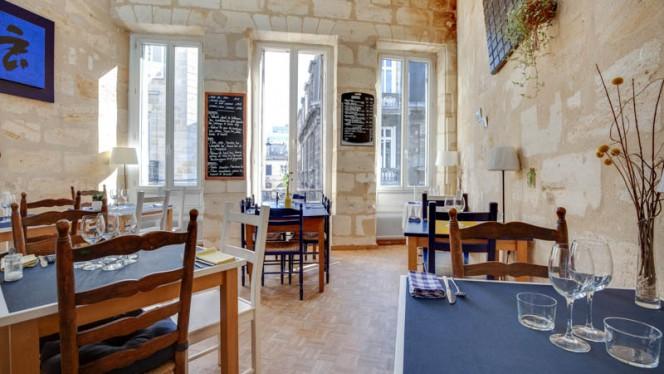 Vista sala - Very Table, Bordeaux