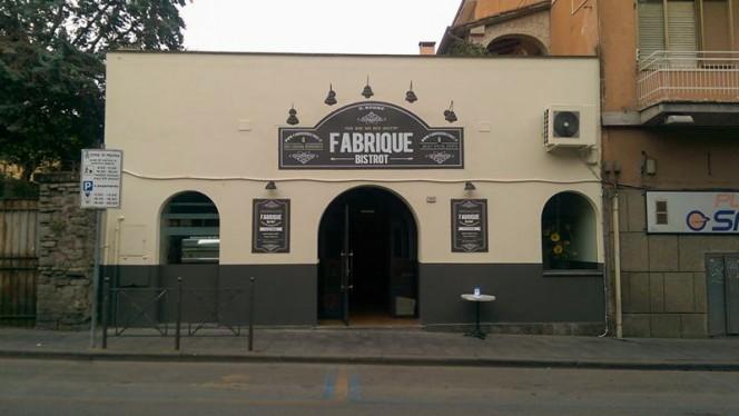 Entrata - Fabrique Bistrot, Marino