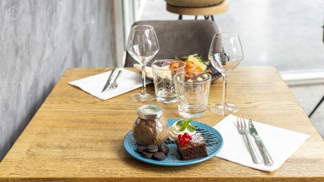 Suggestie - Brasserie Mazo, Den Haag