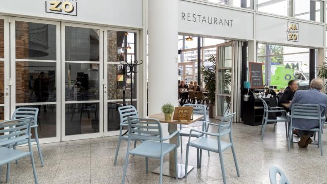 Terras - Brasserie Mazo, Den Haag