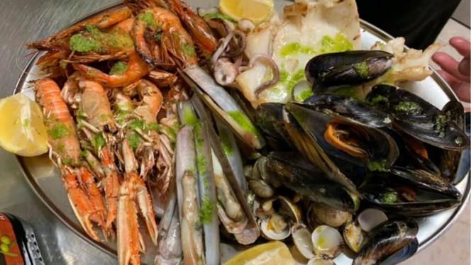 Sugerencia del chef - Ca la Tura, Mataró