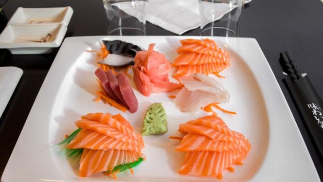 Suggestion de plat - Sushi Momiji, Paris