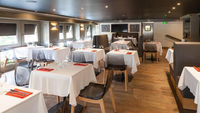 vue de la salle - Brasserie Espace Carnot, Lyon