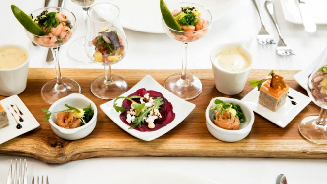 Tasting and Sharing - Restaurant W, Zwolle