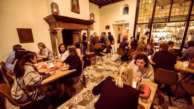 Restaurant - De Rode Vosch, Utrecht