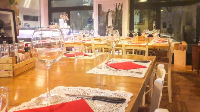 Salone - Osso Macelleria e Fornelli, Milan
