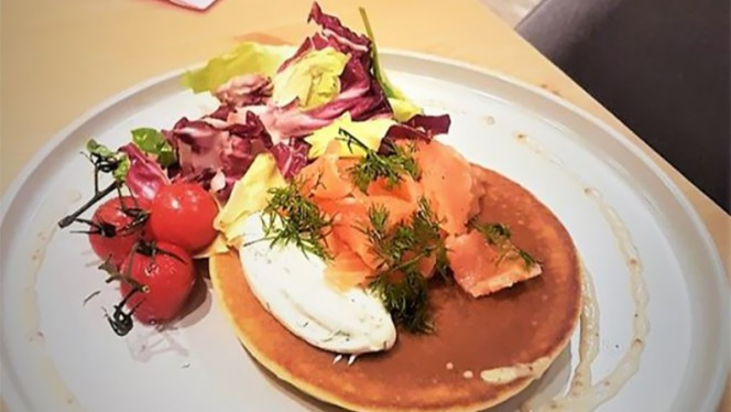 Suggestion du chef - Yummy Pancakes, Lyon