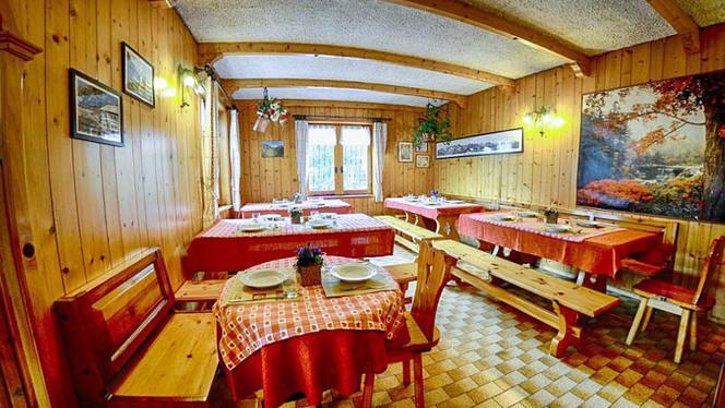 Sala da pranzo - Ristoro Solena,