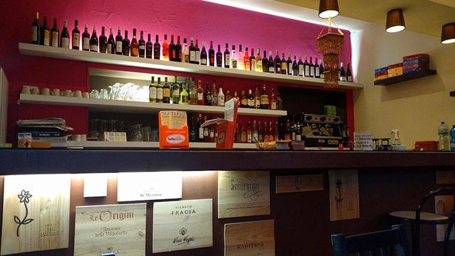 L'angolo bar - Raj - Ristorante Indiano, Milan