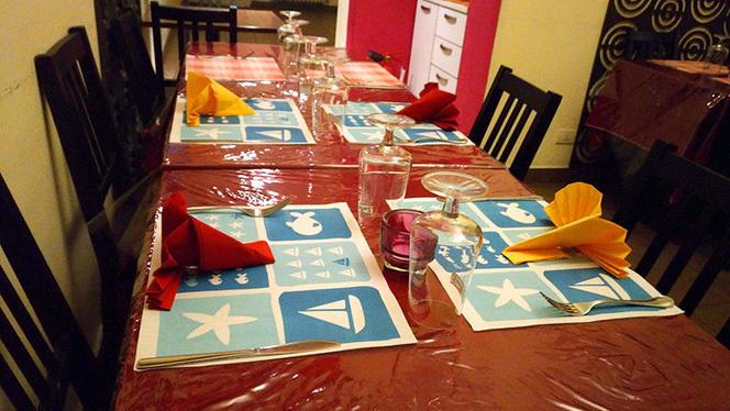 La tavola - Raj - Ristorante Indiano, Milan