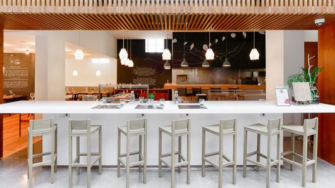 Balcão Restaurante - Open - Brasserie Mediterrânica, Lisboa