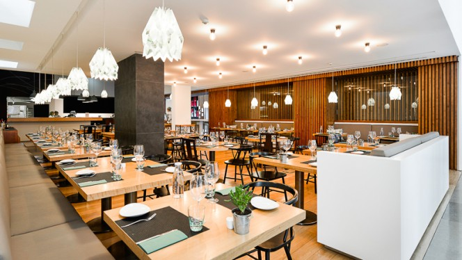 Restaurante - Open - Brasserie Mediterrânica, Lisboa