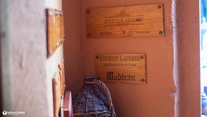 Décoration - Café Vian, Marseille