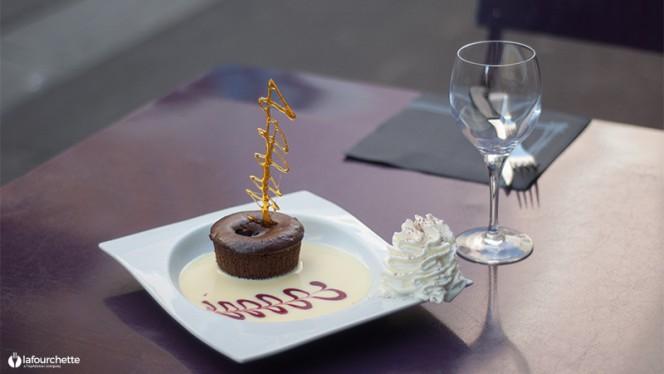 Suggestion de dessert - Café Vian, Marseille