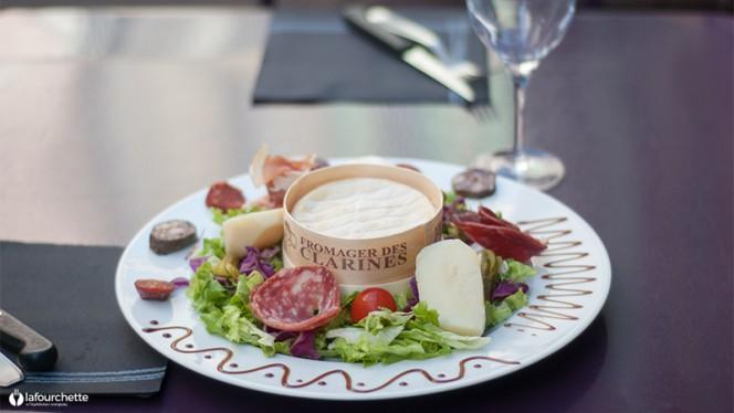 Suggestion de plat - Café Vian, Marseille