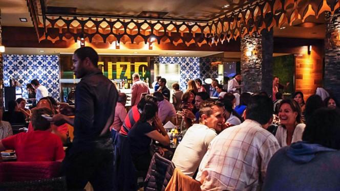 Restaurantzaal - Rodizio, Den Haag