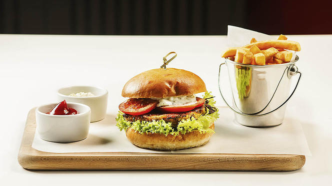 Burger - Double B, Milan