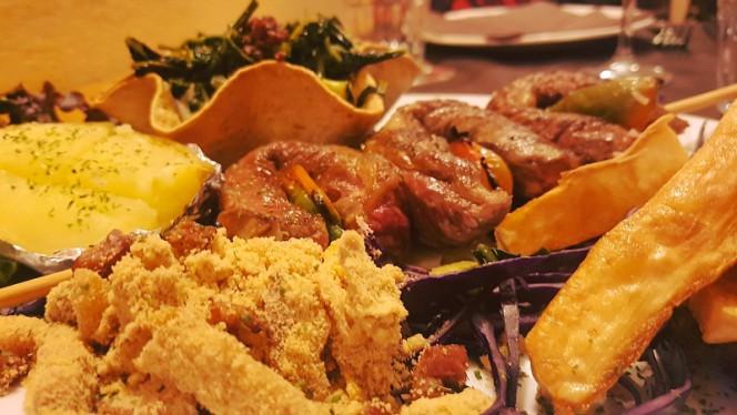 Piatto - Taverna Maravilha, Saronno