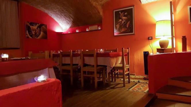 Sala - Taverna Maravilha, Saronno