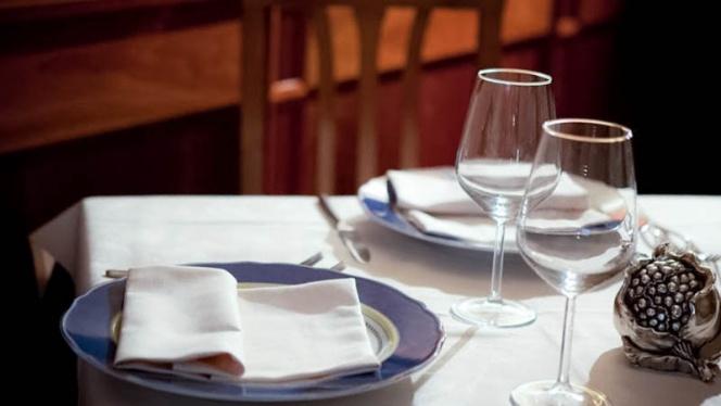tavolo - Antica Trattoria Bagutto, Milan