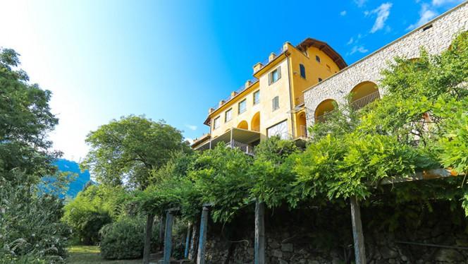 Esterno - Ristorante Colonne, Varese