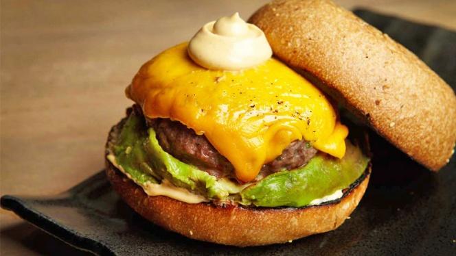 sugerencia hamburguesa 2 - La Royale by Paco Pérez, Barcelona