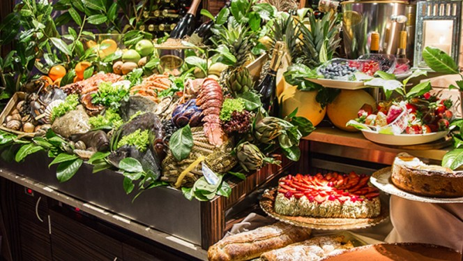 bancone misto - Andry Restaurant, Milan