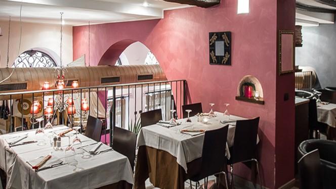 sala - Andry Restaurant, Milan