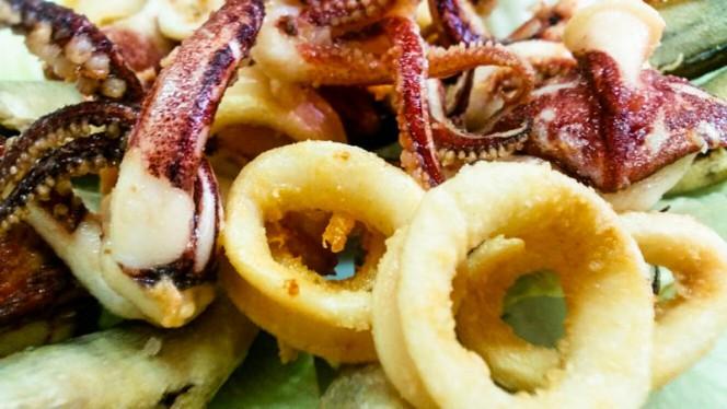 Frittura di pesce - Scacco Matto,